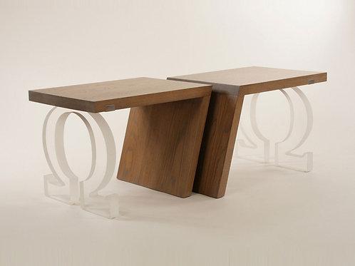 Omega Side Tables
