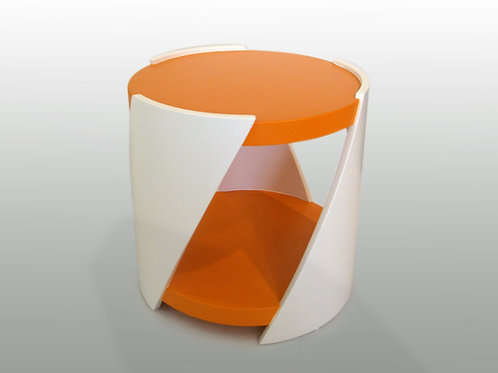 Twisted Side Table