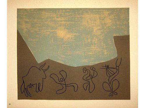 Pablo Picasso, Bacchanale VI