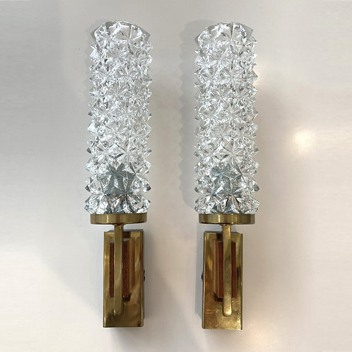 Pair of Art Deco French Sconces