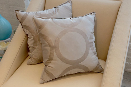Pair of Rings Pillows