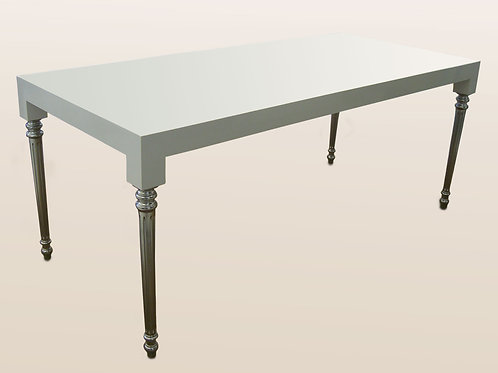 Parsons-Louis Dining Table
