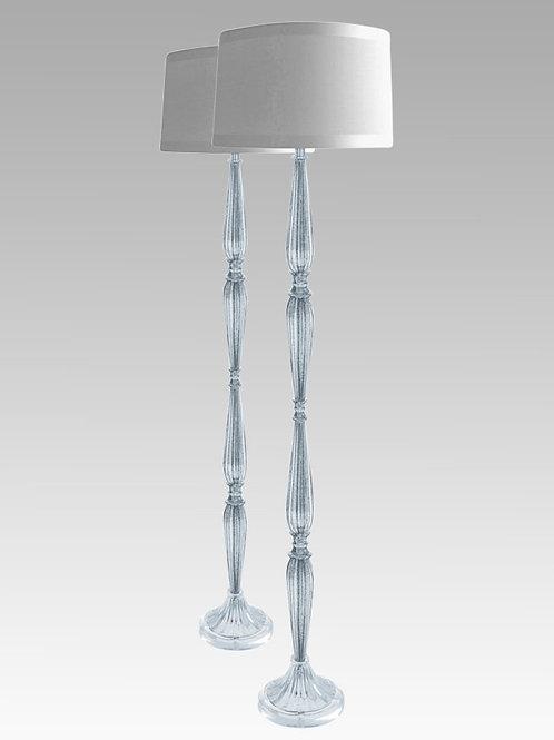 Resin Floor Lamp