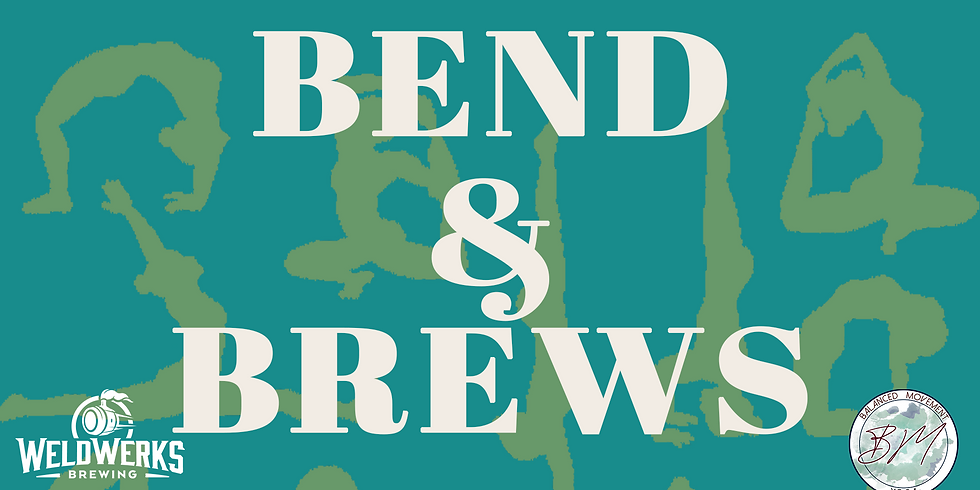 Bend & Brews - Yoga @ WeldWerk Brewery Co. (1)