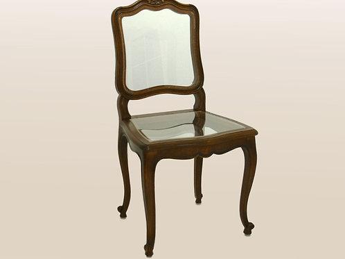 Antique Mod-Louis Side Chair
