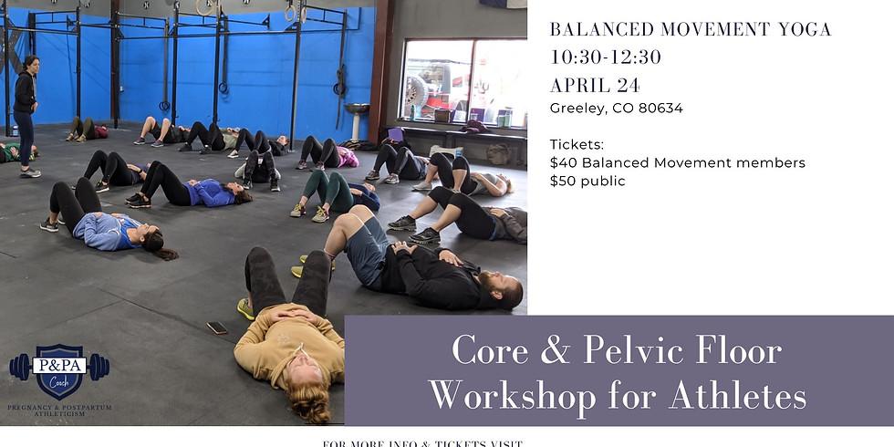 Pelvic Floor Workshop