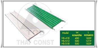 walkingpanel HS-418/HS-512/HS-518