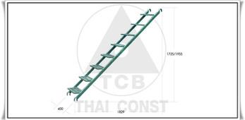 steel stair SSE-17/SSE-19