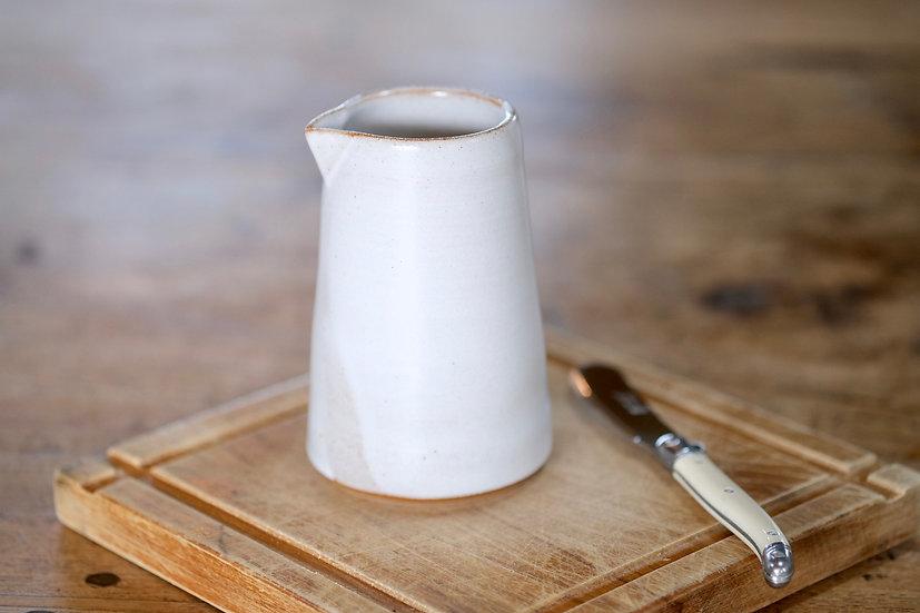 Rustic Stoneware Creamer