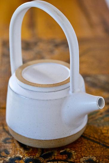 Teapot in White