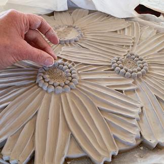 Daisy table construction