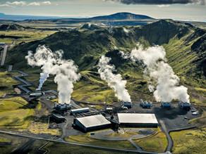 Inaugurada en Islandia la primera central eléctrica de emisiones negativas del mundo