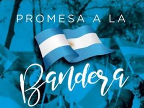 PROMESA DE LEALTAD A LA BANDERA