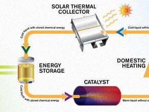 Desarrollan combustible líquido que puede almacenar energía solar durante 18 años