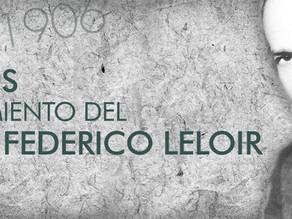 A 110 años del nacimiento del Doctor Luis Federico Leloir