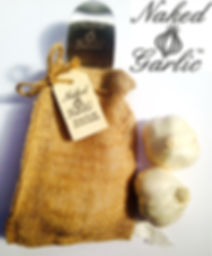 Garlic Rocker Gift Bag