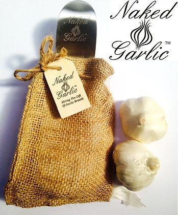 Naked Garlic Rocker - Gift Set