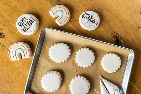 Bakes by Lo Spring 2021 - Sugar Cookies-