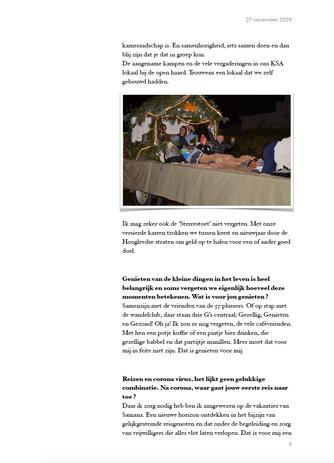 Wat was. Wat is. Wat komen kan. 27/11 - Hendrik Maselis 3