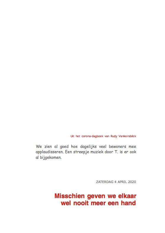 GEDACHTENBUNDEL - GROENPARK-20  /  22