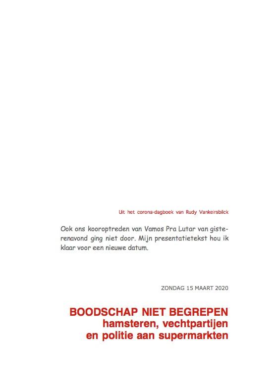 GEDACHTENBUNDEL - GROENPARK-20  /  7