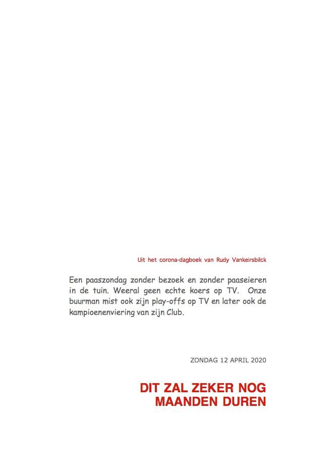GEDACHTENBUNDEL - GROENPARK-20  /  24