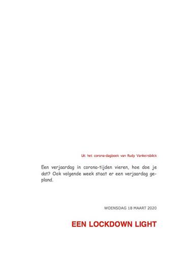GEDACHTENBUNDEL - GROENPARK-20  /  12