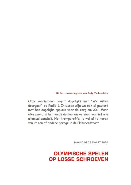 GEDACHTENBUNDEL - GROENPARK-20  /  14