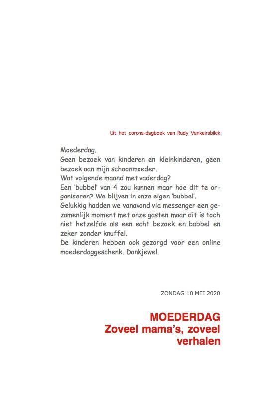 GEDACHTENBUNDEL - GROENPARK-20  /  34