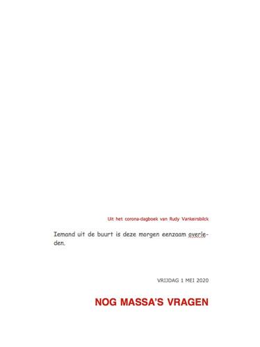 GEDACHTENBUNDEL - GROENPARK-20  /  30