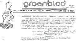 Groenblad