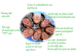 Humor... vaneigen(s) Groen