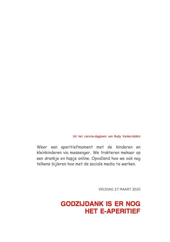 GEDACHTENBUNDEL - GROENPARK-20  /  16