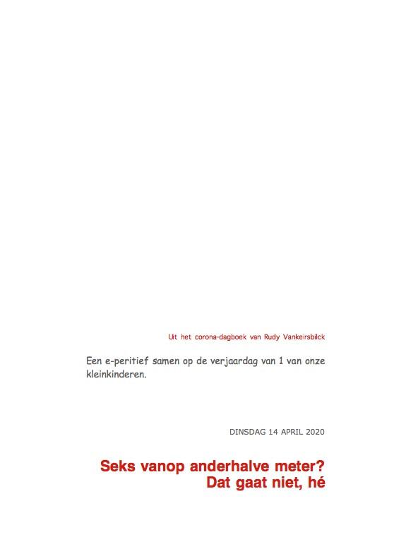GEDACHTENBUNDEL - GROENPARK-20  /  26