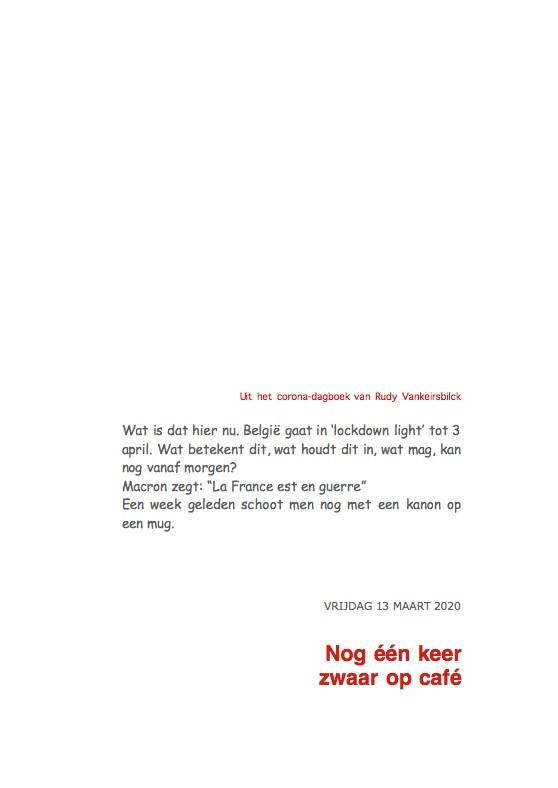 GEDACHTENBUNDEL - GROENPARK-20  /  4