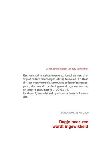 GEDACHTENBUNDEL - GROENPARK-20  /  38