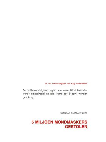GEDACHTENBUNDEL - GROENPARK-20  /  10
