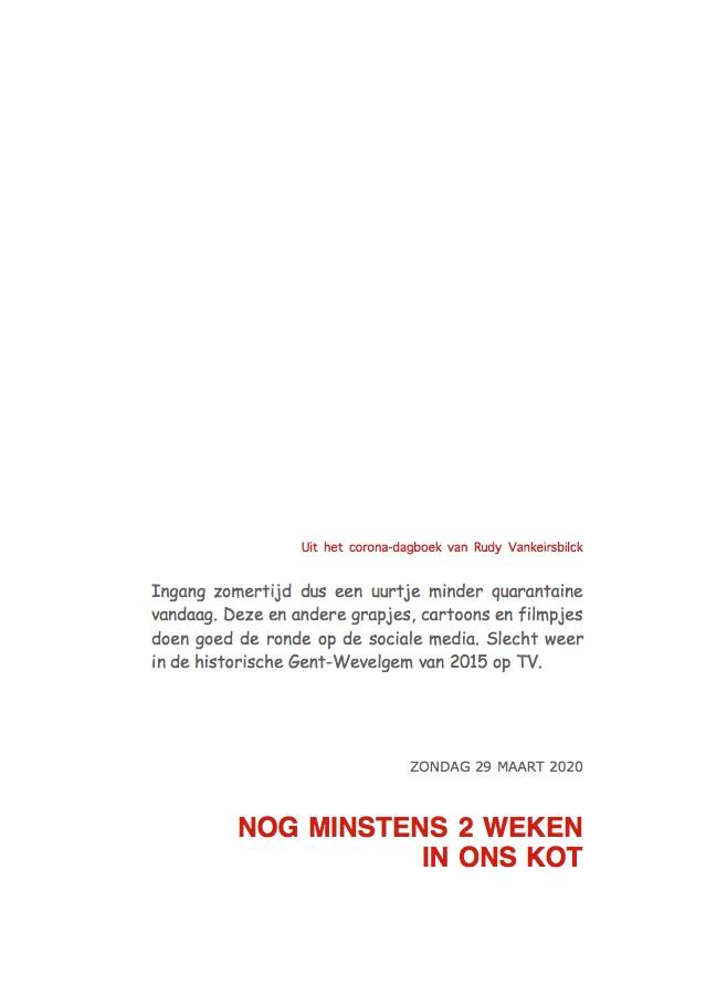 GEDACHTENBUNDEL - GROENPARK-20  /  18