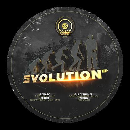 EVOLUTION EP PICTURE VINYL LIMITED 200 COPYS