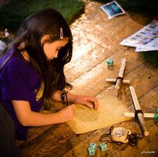 Outdoor-inspired storytelling workshops