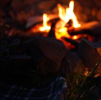 Fire, food & folktales...