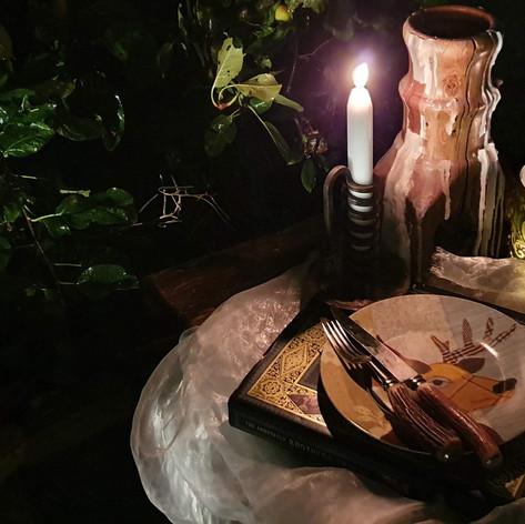 Fire, Food & Folktale Supper Clubs for Grownups
