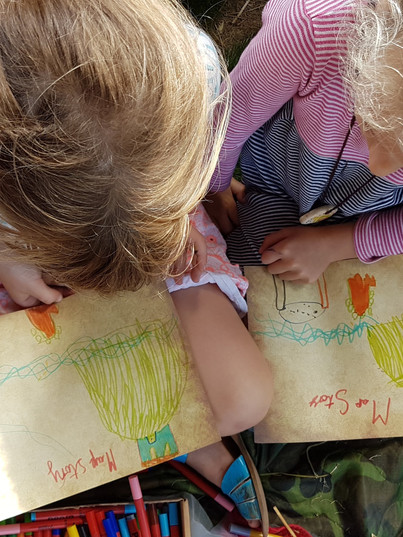 Exploring stories together