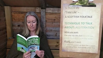 Scottish Folktale - The Tale of Tam Lin