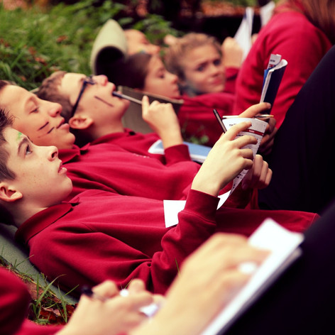 Storytelling Workshops for Schools
