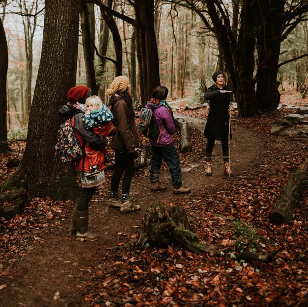 Folktrails Story Walks