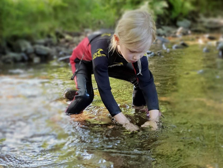 ADVENTURE PARENTING #6: THE RIVER CHEW