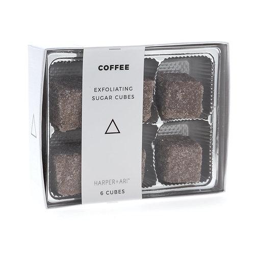 COFFEE-HARPER+ARI SUGAR SCRUB CUBES