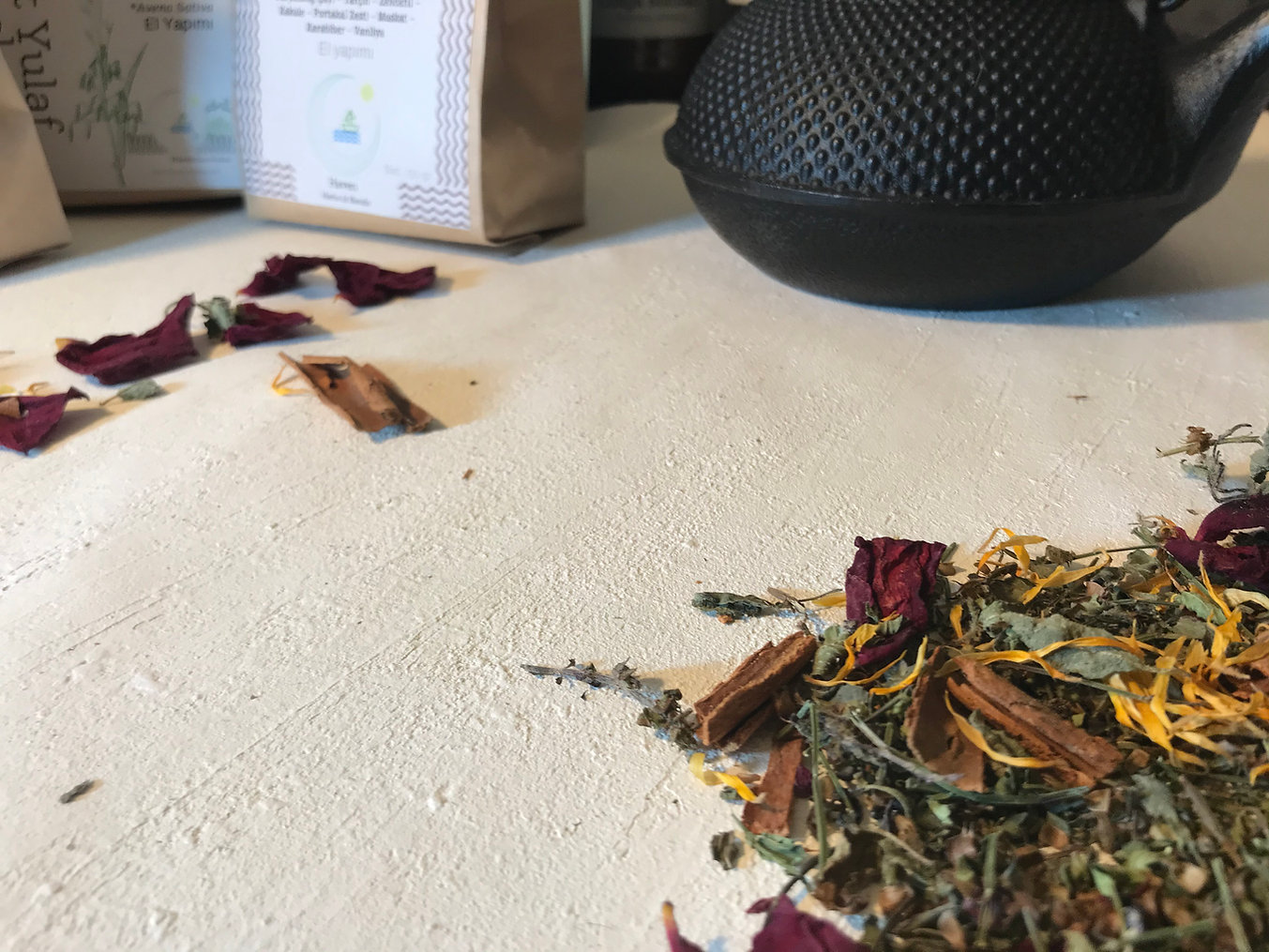 Tulsi çayı, Kadınlar için bitki çayı