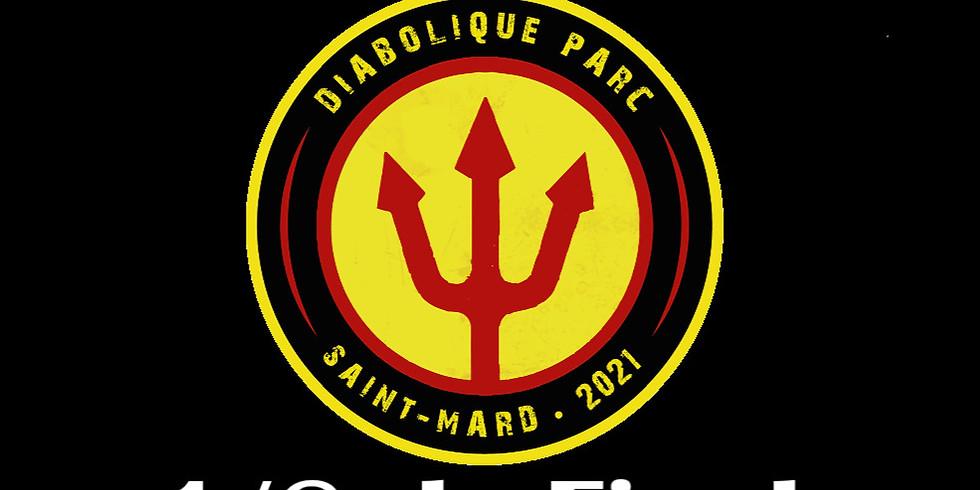 """""""Mini Diabolique Parc"""" 1/8 de Finale CENTRE COMMUNAUTAIRE"""